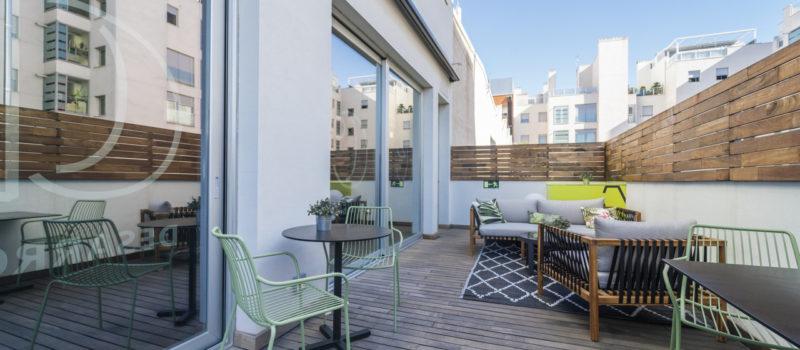artiem madrid terraza green